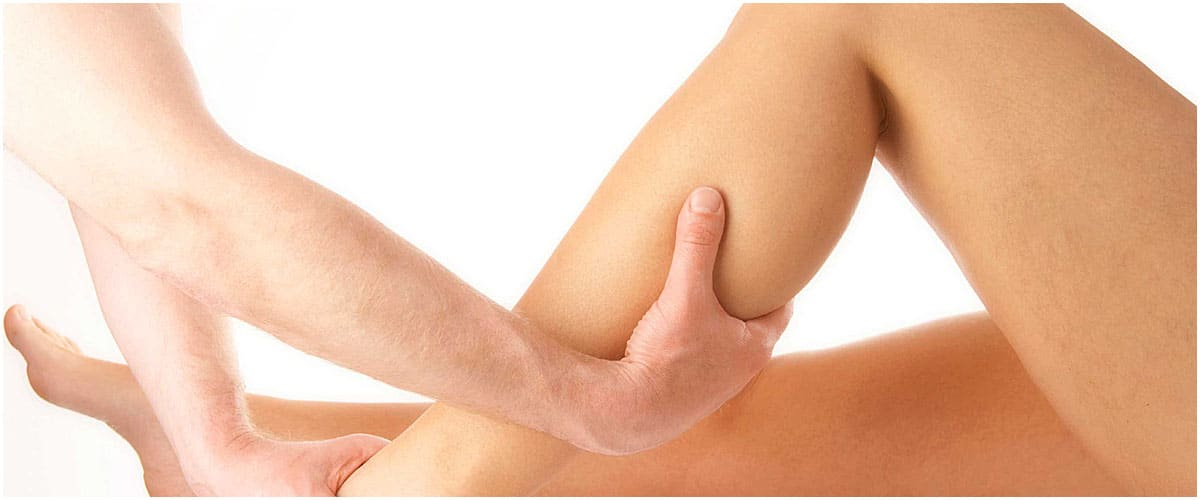 Muscle Magnesium Massage