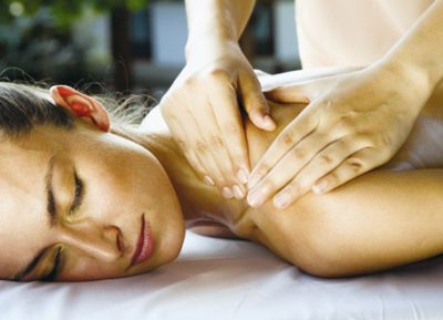 Magnesium Massage
