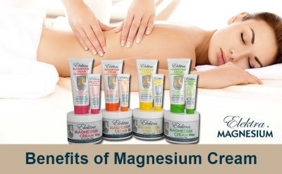 Magnesium Cream Benefits