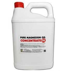 Magnesium Oil 5L concentrate