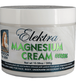 Herbal Magnesium Cream 300g