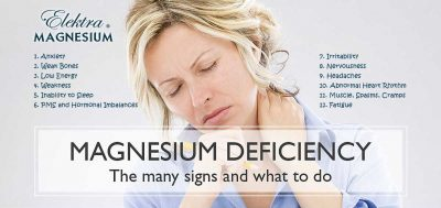 Are You Suffering From Magnesium Deficiency Yes