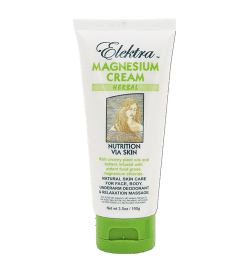 Elektra Magnesium Herbal creams 100g Tube