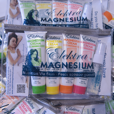 Magnesium Cream Sampler Pack